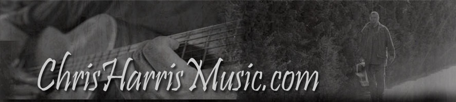 Chris Harris Music - Americana Country Folk Music in Portland Oregon